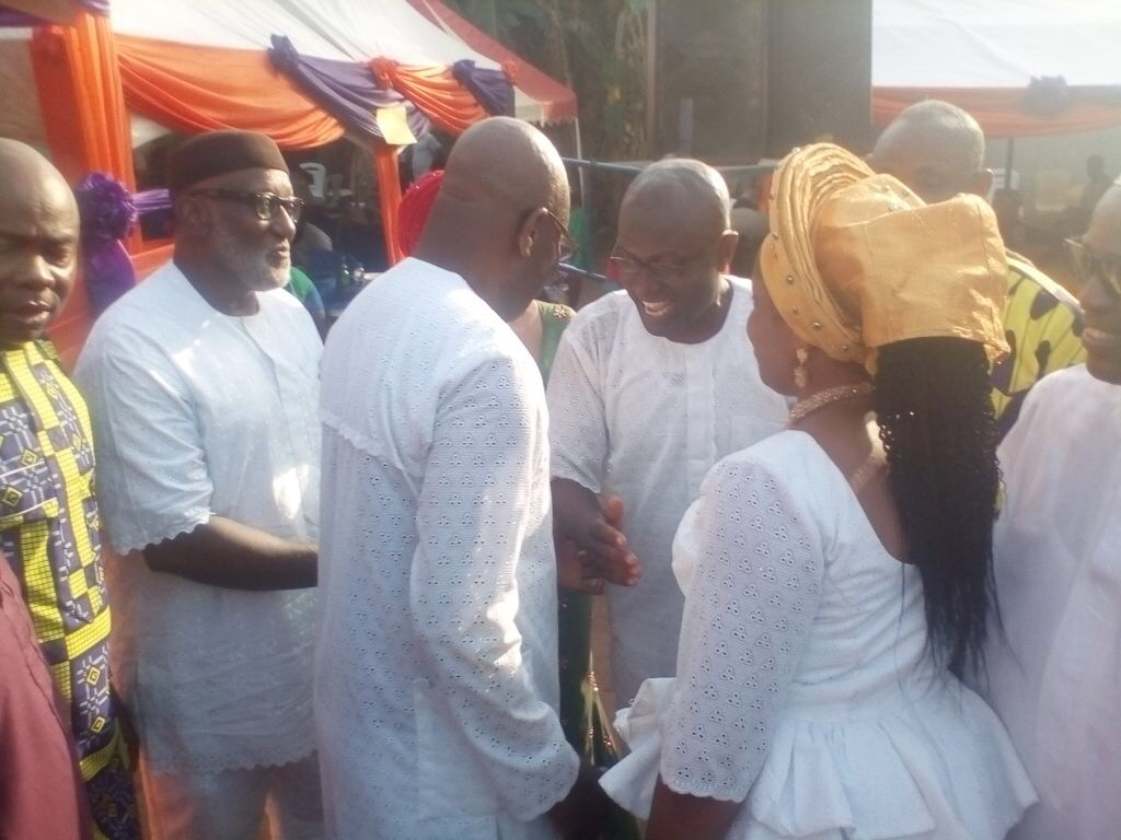 Selonnes Consult MD/CEO Obaze and others join the Okolis of Igbokwu